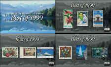 1999 NEW ZEALAND Best of 1999 M/S (3) MNH