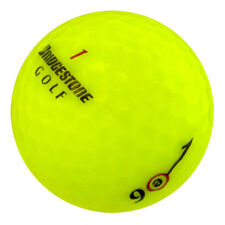 120 Bridgestone e6 Yellow Near Mint Recycled Used Golf Balls AAAA