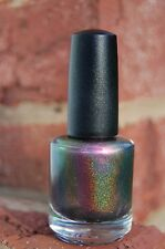 Holographic Multichrome Spectraflair Top Coat ~ 15 ml.  Violet / Wine / Copper
