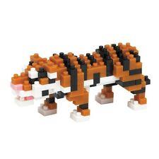 Nanoblock NBC.104-Tigre du Bengale-série mini 160 pièces-NEUF