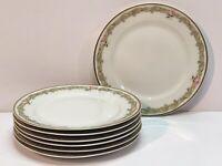 Vintage Theodore Haviland Limoges France Schleiger 1063-1 Bread Plates (7)