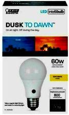 Feit Electric 60W Equivalent IntelliBulb Dusk to Dawn LED Light Bulb