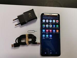 Samsung Galaxy S9 - 64Go bleu double sim