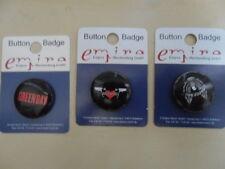 Green Day/3 Badges Anstecker 25mm Punk/Button