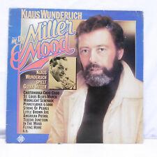 "33T Klaus WUNDERLICH Vinyl LP 12"" IN THE MILLER MOOD Jazz TELEFUNKEN 623026"