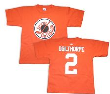 YOUTH t-shirt SlapShot movie goon #2 OGIE OGILTHORPE