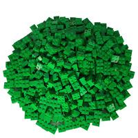 250 Grüne Lego Steine 2x2 - Bausteine (Classic, Star Wars, City usw.) 3003