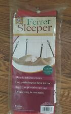 Ferret Hammock Sleeper Perch Sleep Sack Hamsters Squirrels Rats