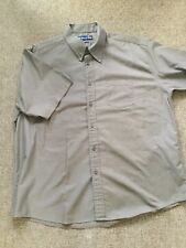 Mens Ben Sherman Short Sleeve Shirt Size XXL
