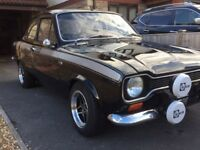 Ford Escort MK1 Mexico Recreation 1973
