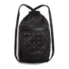 Baggu x Ghostly International Totte Bag/Drawstring Pack