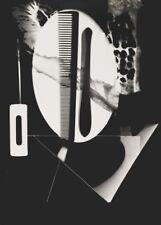 1923 Rayograph XVIII MAN RAY Vintage Photography Dada Surrealism Poster
