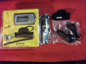 New Audiovox 136 4773 XM Xpress Satellite Radio & Car Kit