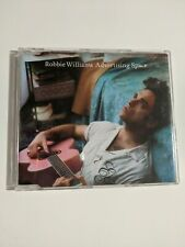 Robbie Williams Advertising Space CD Single