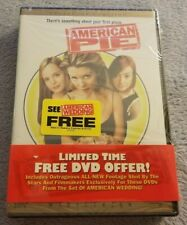 American Pie & Beneath the Crust Volume 1 (1999) - DVD Movie - Comedy - NEW