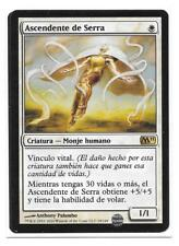 ASCENDENTE DE SERRA M11 Español Magic NM Serra Ascendant x1 MTG