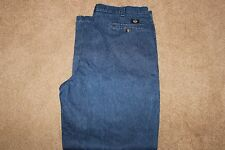 Men's DOCKERS Jeans- Khakis/ Classic Fit- Pleated/ Non Cuff -Size 38 x 34