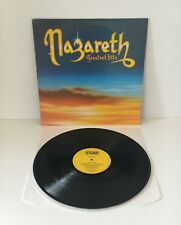 NAZARETH GREATEST HITS VINYL LP RECORD CLALP 149 PRO CLEANED PLAY TESTED EX+