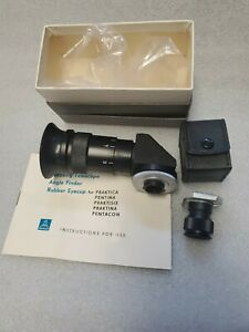 Pentacon angle finder viewfinder for Praktica/pentacon&focusing telescope #005