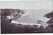 Vintage Postcard - Flamborough North Landing (Photochrom) - Unposted