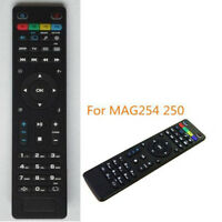 Replacement TV Remote Control for Mag250 254 256 260 261 270 IPTV TV Box Bla  vd