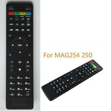 Replacement TV Remote Control for Mag250 254 256 260 261 270 IPTV TV Box PKC