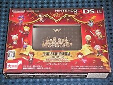 Nintendo 3DS LL Final Fantasy Theatrhythm Curtain Call Limited Edition JAPAN F/S