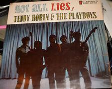 TEDDY ROBIN AND PLAYBOYS  stereo 1ST PRESS HONG KONG 1968  LP  DIAMOND