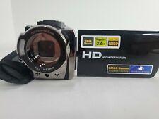 Digital Hd Video Camera Hdv-604S 5V/1A W/ 2