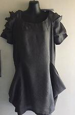 FILO Ladies Size Medium Grey Dress BNWT
