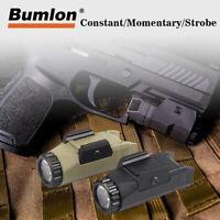APL-G3 Gun Light 400 Lumens Compact Hunting Light Mounted for Glock Full Size