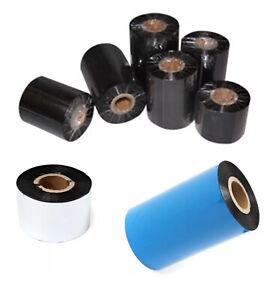 TTO, Near Edge Ribbons, WAX/ RESIN, 55mm width lot of 23 rolls, CSO