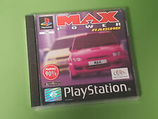 Max Power Racing Sony PlayStation 1 PS1 Game - Infogrames