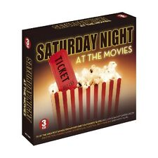 SATURDAY NIGHT AT THE MOVIE Sam Cooke, Ketty Lester, elvis Presley 3 CD NEU
