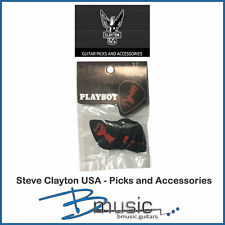12 x Steve Clayton Playboy Hottie Guitar Picks - Licensed Product - U.S.A. Made
