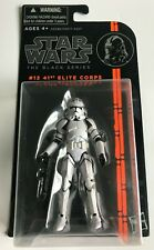 STAR WARS THE BLACK SERIES 41st Elite CORPS CLONE TROOPER 3.75 Hasbro