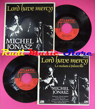 LP 45 7'' MICHEL JONASZ Lord have mercy La maison a julouville 1982 no cd mc dvd