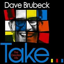 Dave Brubeck Take The Greatest Hits CD NEW