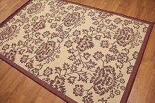 5' x 7' Contemporary Turkish Dhurry Area rug Flat Weave AOR7411 - 5x7 Burgundy