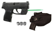 ArmaLaser Tr27-G Green Laser Sight - Sig Sauer Sas P365, P365 Xl w/Laser Holster