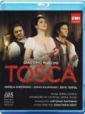 Angela Gheorghiu - Puccini Tosca Royal Opera House 2011 (NEW Blu-ray)