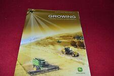 John Deere 2007 Annual Report Dealers Brochure LCOH