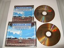Knebworth The Album 2 cd  23 TRACKS-1990  very good / Excellent condition