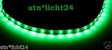 PKW Auto Unterbodenbeleuchtung 2 x 1,2m 120cm 60 SMD Led Grün12V IP65 FLEXIBEL