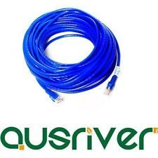 High Quality 30M RJ45 CAT6E CAT6 CAT5E Ethernet LAN Network Cable 100M/1000Mbps
