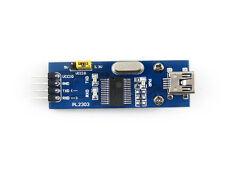 PL2303 USB UART Board (mini) TXD /RXD /POWER LED  UART interface VCC 5V or 3.3V