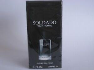 Lovali Soldado Pour Homme Men's Aftershave 100 ml Spray Eau De Cologne
