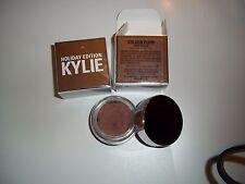 Kylie Cosmetics Holiday Edition Cream Eyeshadow GOLDEN PLUM 100 % AUTHENTIC BNIB