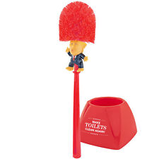 Donald Trump Toilet Bowl Brush Make Toilets Clean White Elephant Gag Joke Gift
