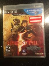 Resident Evil 5: Gold Edition - PlayStation 3  Brand New Factory Sealed